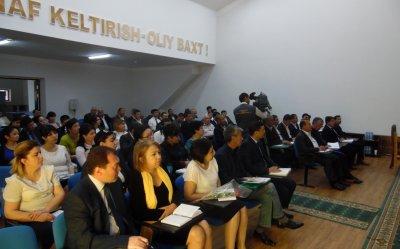 Respublika arxivchilari seminari o'tkazildi